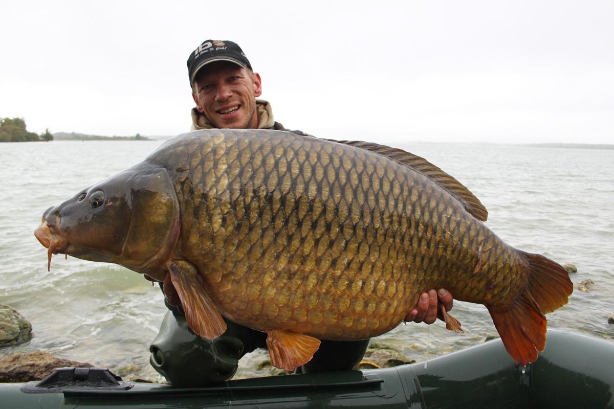 Imperial Fishing wishes big autumn carp!