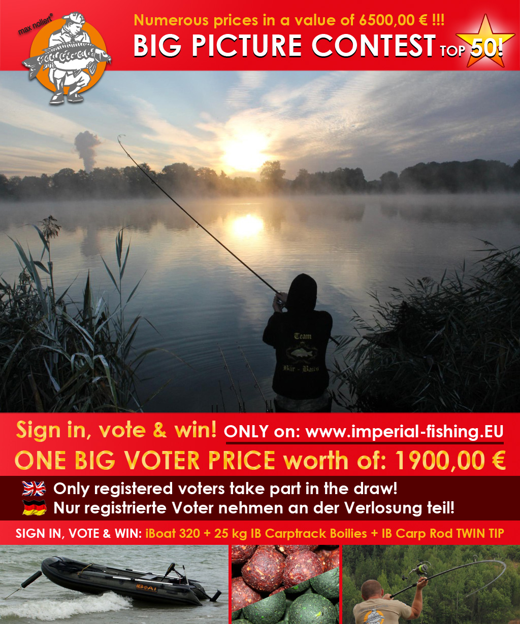 THE VOTING IS OVER | Imperial Fishing Europe