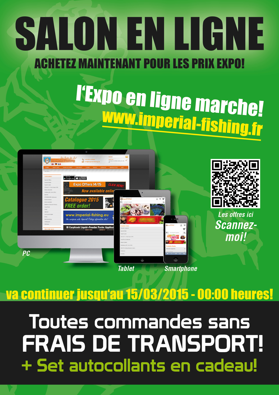 Onlinemesse läuft FR