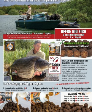 Imperial Fishing advert April 2017 - Boilie Story FR 1200