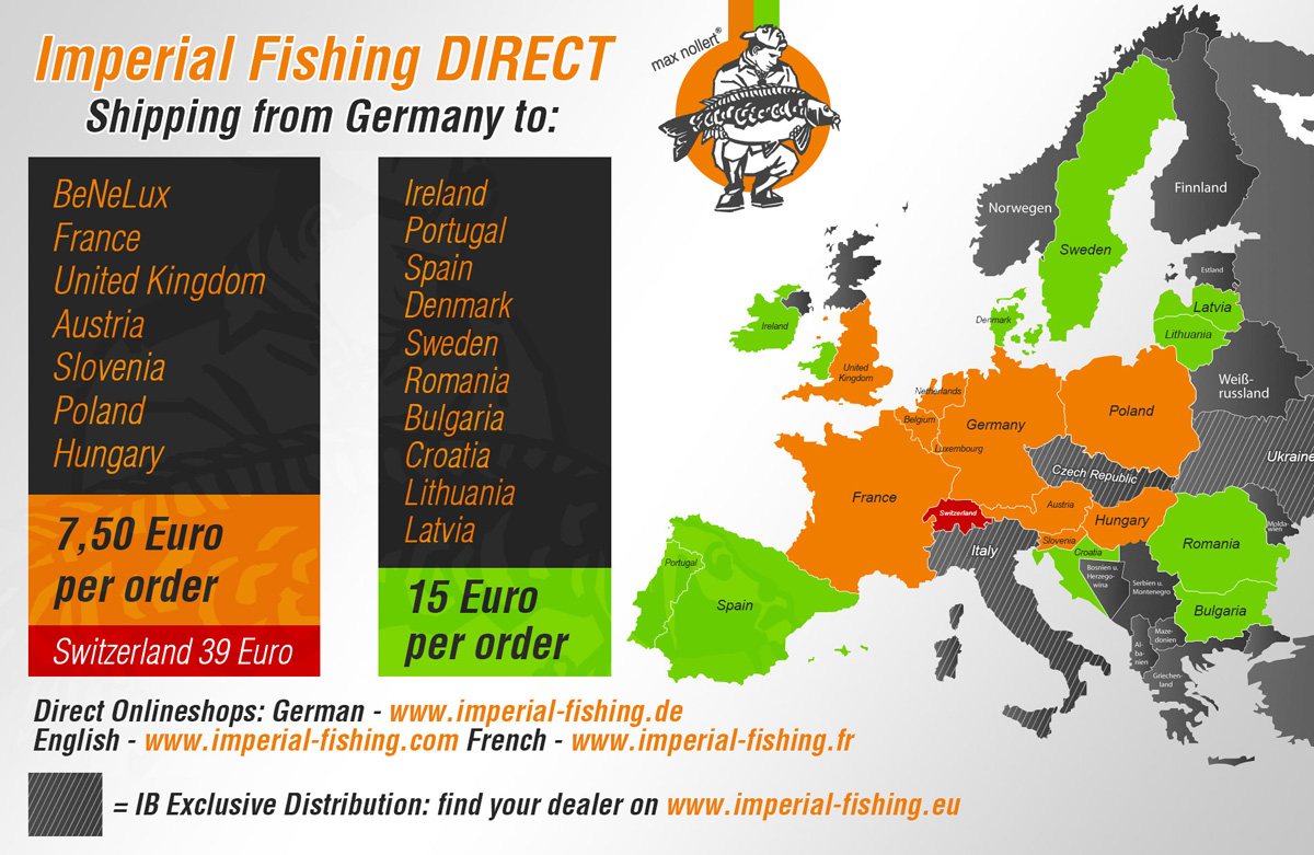 Imperial Fishing Direct Europe map 2017 v.5 EU website 1200