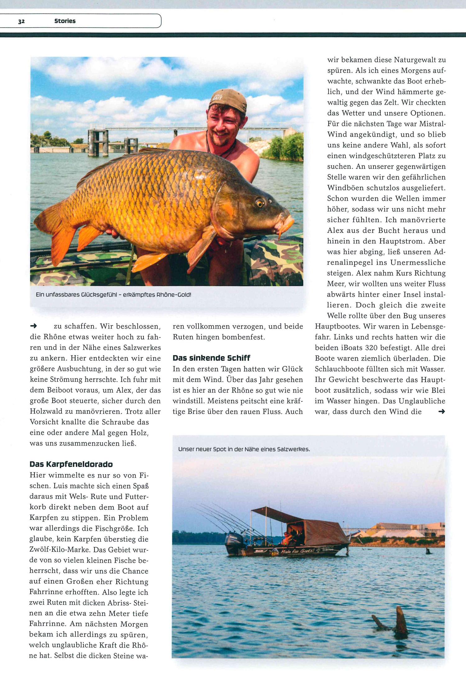 CHM Nr. 100 2017 Seite 32