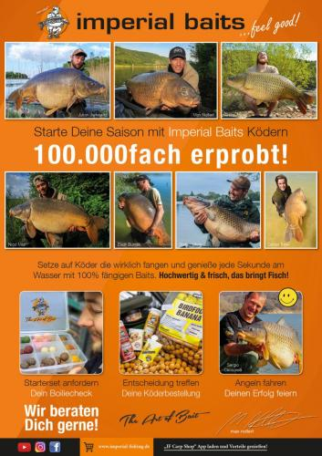 Imperial Baits - feel good 1200
