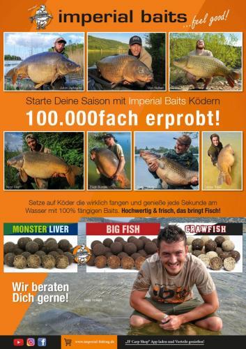 Imperial Fishing 100000fach erprobt März 1200
