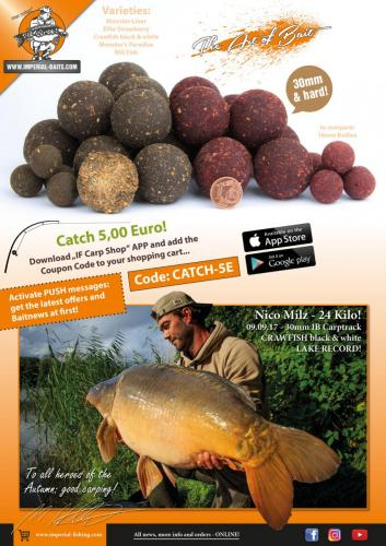 Imperial Fishing Advert 30mm Big Balls EN