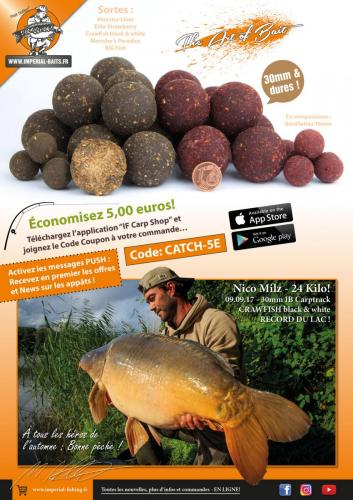 Imperial Fishing Advert 30mm Big Balls FR