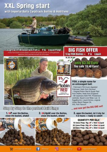 Imperial Fishing Anzeige April 2017 - Boilie Story EN